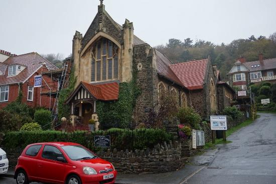 Lyn Valley Art and Crafts: Lyn Valley Art & Crafts Centre