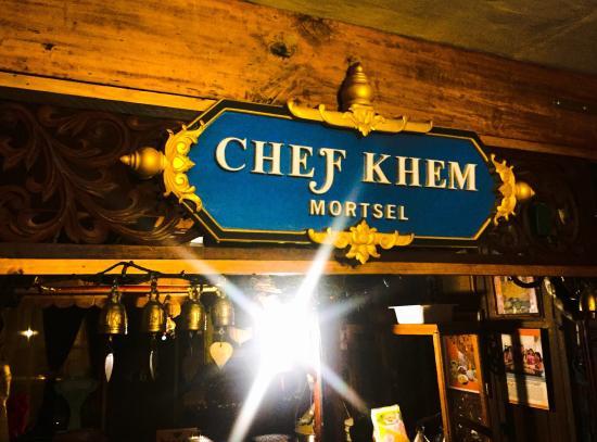 Mortsel, Belgien: Delicious food!