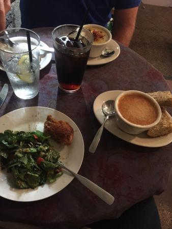 Jefferson, TX: Austin Street Bistro