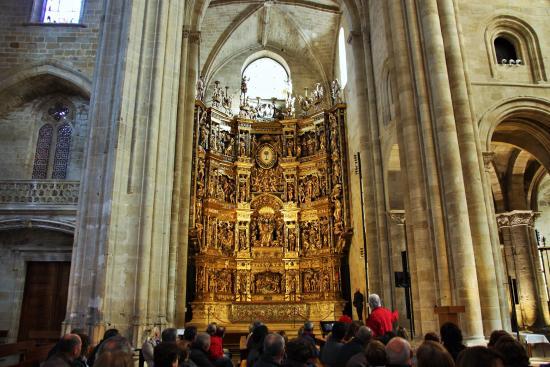 Santo Domingo De La Calza Spain  city photos gallery : domingo de la calzada: fotografía de Catedral de Santo Domingo de la ...