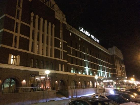Hoteller Picture Of Scandic Grand Marina Helsinki