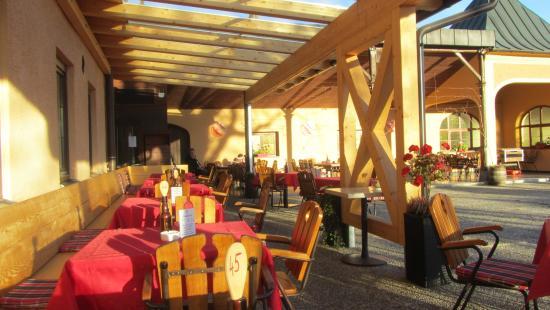 Absam, Áustria: Gastgarten