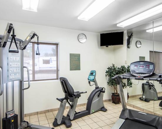 Comfort Inn & Suites Ponca City: Fitness