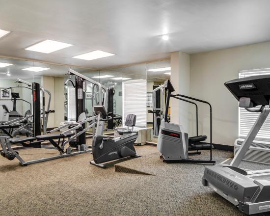 Comfort Inn Baton Rouge: LAFitness