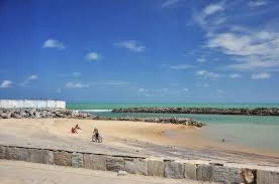 5657a34cf0f Praia interessante pra entender a cidade - Avaliações de viajantes - Praia  dos Milagres - TripAdvisor