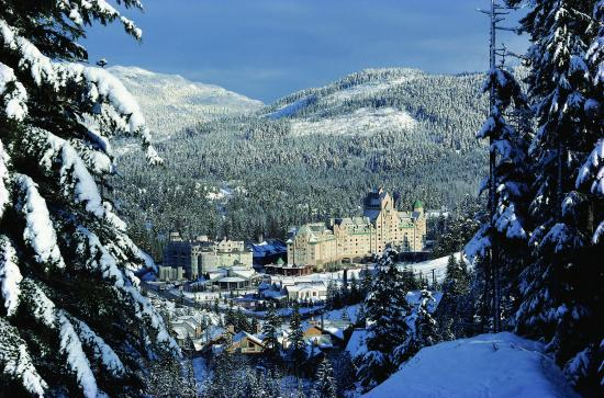 Incentive travel - Fairmont Chateau Whistler Resort