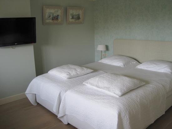 Villa Nieuwland: kamer