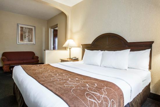 Comfort Suites: GAFamily