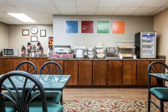 Comfort Suites: GABkfast