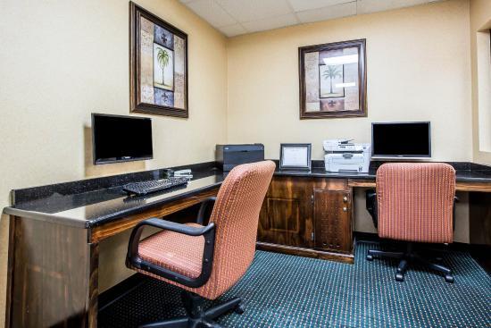 Comfort Suites: GAComp