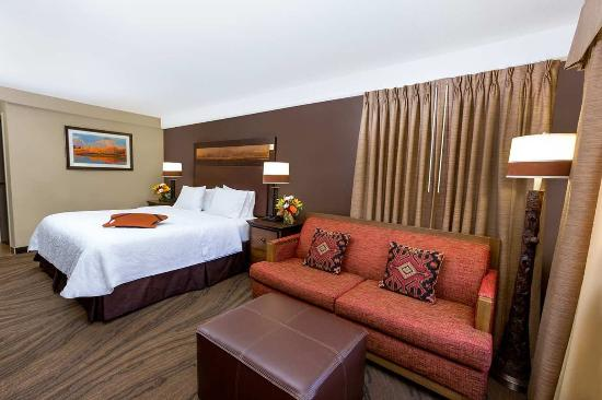 Hampton Inn Jackson Hole : King Studio Suite