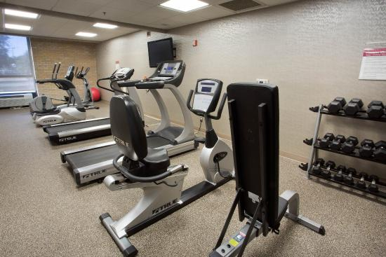 Drury Inn & Suites Austin North: 24-Hour Fitness Center
