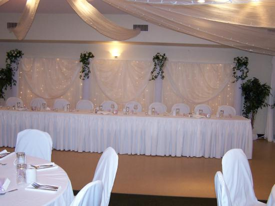 Brackley Beach, แคนาดา: Weddings