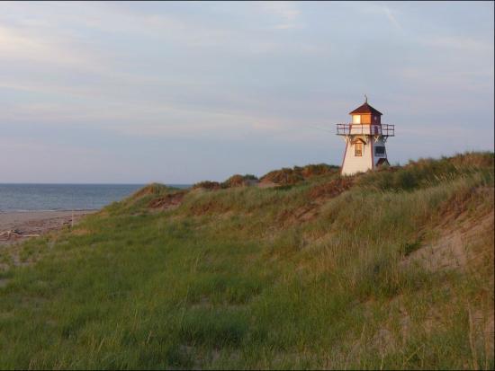Brackley Beach, كندا: Nearby