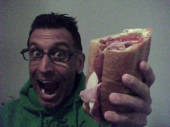 Naugatuck, Κονέκτικατ: Nardelli's Italian Combo = World's Best Grinder!
