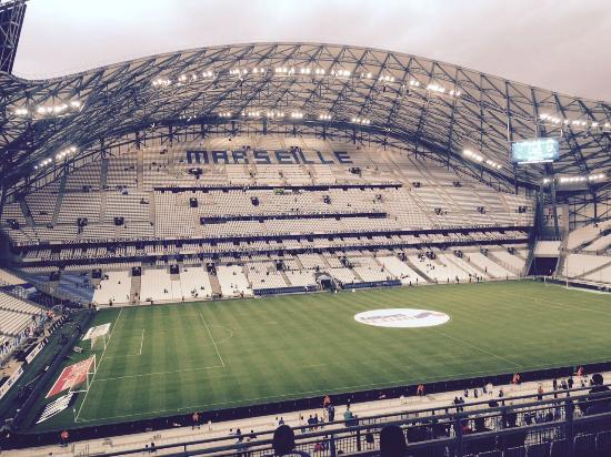 Picture of stade velodrome marseille for Porte 7 stade velodrome