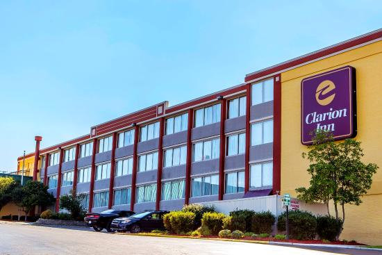 Clarion Inn Dayton Airport Englewood Oh Hotel Reviews Photos Price Comparison Tripadvisor