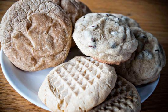 Paola, KS: Half pound cookies