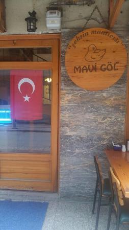 Mavigol Manti Salonu
