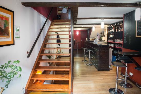 Petiscos Restaurante Bar : Entrada Bar