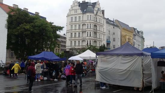 Flohmarkt beim Naschmarkt