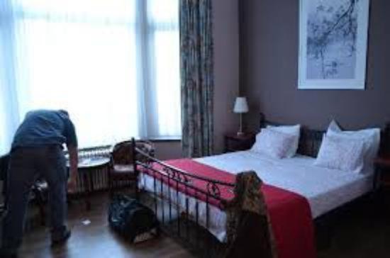 Billard Palace : la habitacion