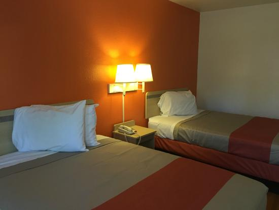 Motel 6 Gainesville: Guest Room