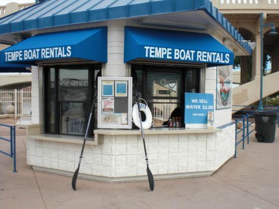 Tempe Town Lake Rentals