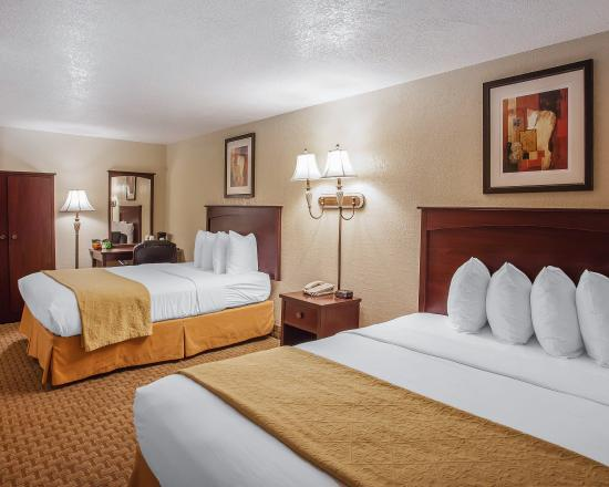 Quality Inn & Suites Toppenish - Yakima Valley: Guest Room
