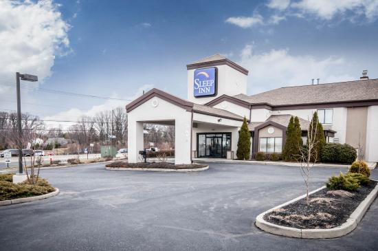 Sleep Inn Cinnaminson: Exterior