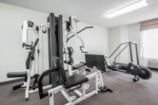 Sleep Inn Cinnaminson: Fitness