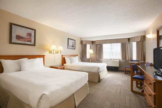 Days Inn Hinton: 1 Queen Bed Room
