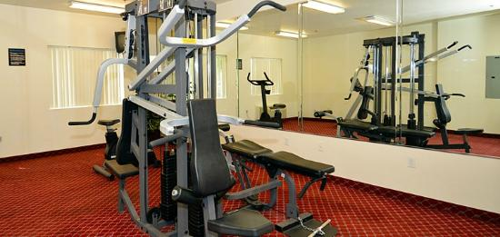 Siegel Suites Select – Las Vegas Boulevard: Fitness Center