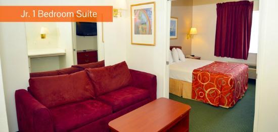 Siegel Suites Select – Las Vegas Boulevard: Jr. 1 Bedroom Suite