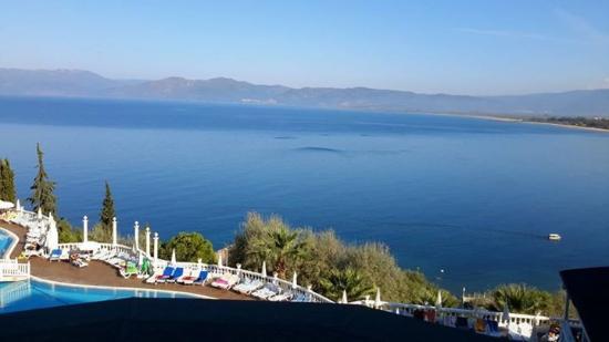 Ephesus Princess: View