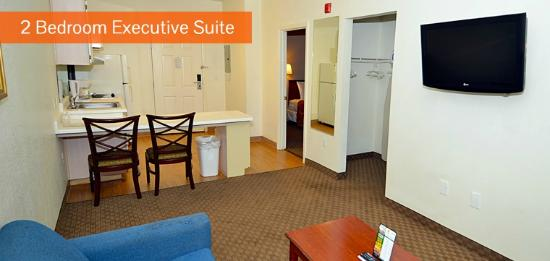 Siegel Select - Flamingo : 2 Bedroom Executive Suite