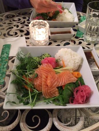 Ginza Sushi Garden