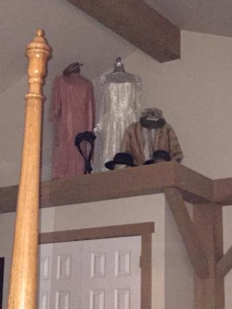 The Barn Inn Bed and Breakfast: Ghost Costumes