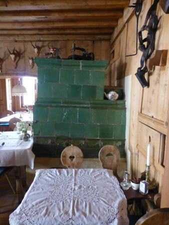 L\'intérieur de la maison - Bild von Chasa Chalavaina, Val Müstair ...