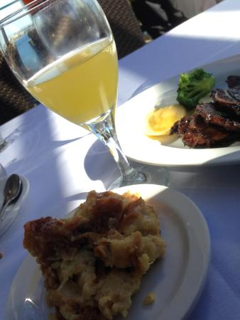 Pineapple Mimosa Korean Short Ribs And Bread Pudding Picture Of