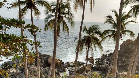 Cocos Camp: Ambiente tranquilo