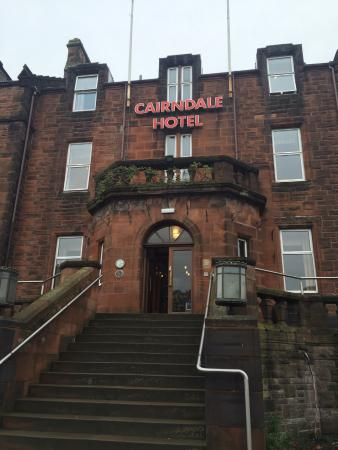 Cairndale Hotel Leisure Club Front
