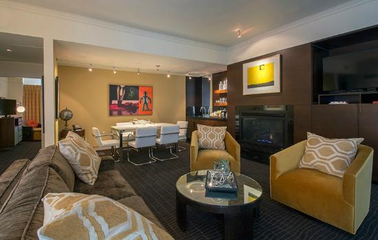 Hotel Lucia : Gallery Suite