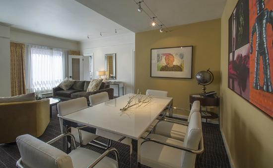 Hotel Lucia: Gallery Suite