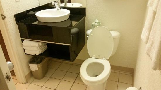Bathroom Fixtures West Palm Beach bathroom - picture of studio 6 west palm beach, west palm beach