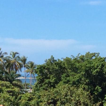 BEST WESTERN Tamarindo Vista Villas: Looking toward Playa Grande