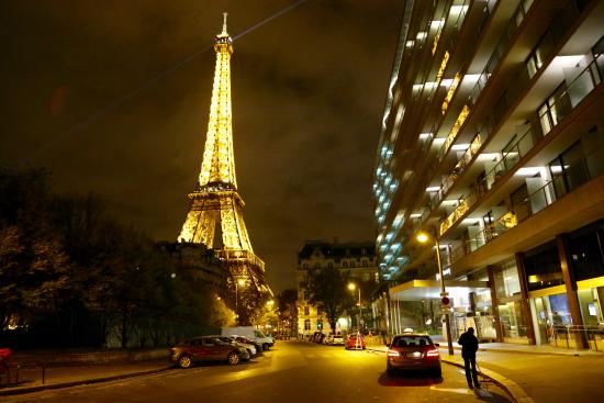 Mercure Paris Centre Eiffel Tower Hotel - TripAdvisor