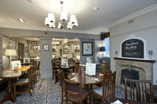 Goddard Arms: Dining Areas