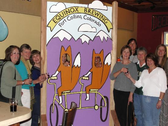 Magic Bus Tours: Equinox Brewery