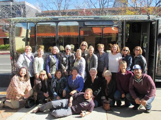 Magic Bus Tours: Magic Bus Tour - Reunion Weekend